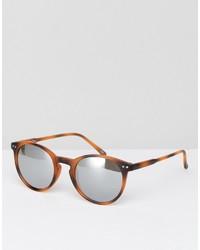 Мужские светло-коричневые солнцезащитные очки от Jeepers Peepers