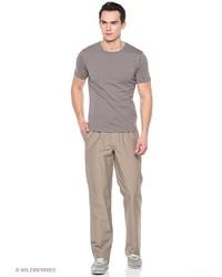 Мужские светло-коричневые спортивные штаны от A-sport