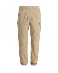 Мужские светло-коричневые спортивные штаны от adidas Originals