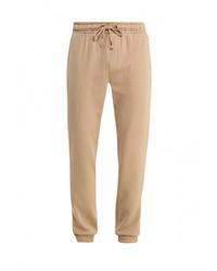 Мужские светло-коричневые спортивные штаны от Brave Soul