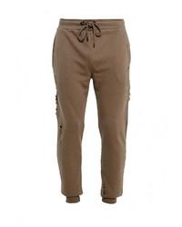 Мужские светло-коричневые спортивные штаны от Criminal Damage