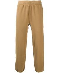 Мужские светло-коричневые спортивные штаны от Nike