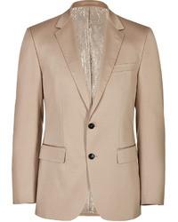 Светло-коричневый пиджак