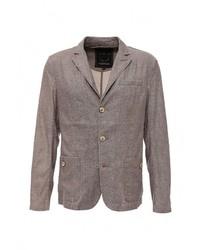 Мужской светло-коричневый пиджак от FiNN FLARE