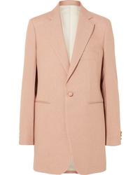 Женский светло-коричневый пиджак от Joseph