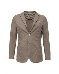 Мужской светло-коричневый пиджак от Liu Jo Uomo