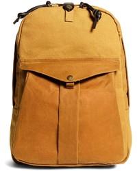 Светло-коричневый рюкзак