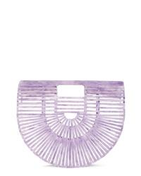 Светло-фиолетовая сумочка