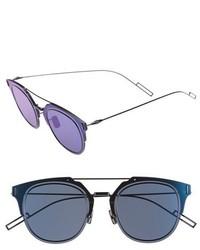 Светло-фиолетовые солнцезащитные очки