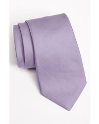 Светло-фиолетовый галстук
