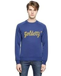 свитер с круглым вырезом с принтом original 4182473