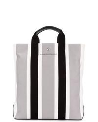 Мужская серая большая сумка из плотной ткани от Calvin Klein 205W39nyc