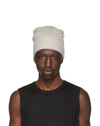 Мужская серая вязаная шапка от Frenckenberger