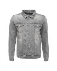 Мужская серая джинсовая куртка от SPRINGFIELD