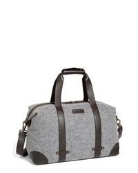 a7945ef0ada0 С чем носить серую дорожную сумку из плотной ткани мужчине? Модные ...