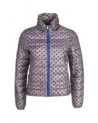 Женская серая куртка-пуховик от Alcott