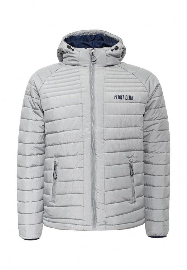 d702ddc801a5 Мужская серая куртка-пуховик от Anta   Где купить и с чем носить