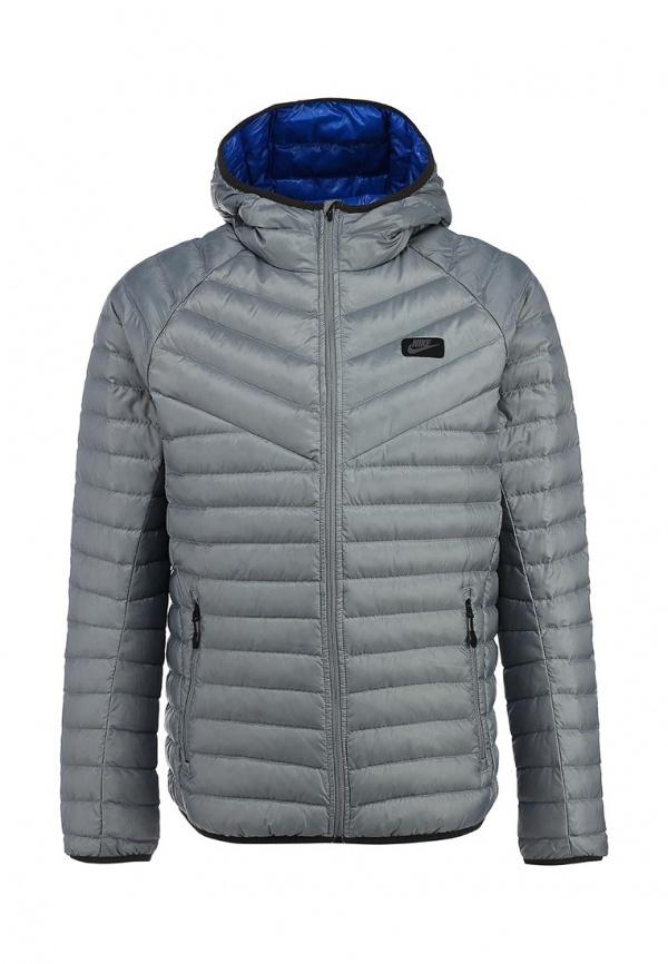02c3b73d Мужская серая куртка-пуховик от Nike, 6 590 руб. | Lamoda | Лукастик