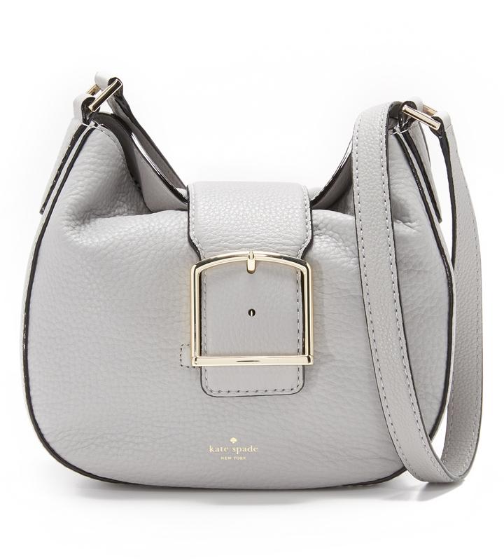 fc85854006f8 Серая сумка через плечо от Kate Spade, 21 247 руб. | shopbop.com ...