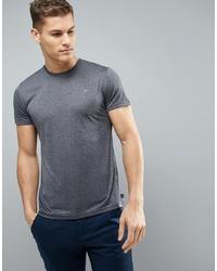 Мужская серая футболка с круглым вырезом от Calvin Klein Golf