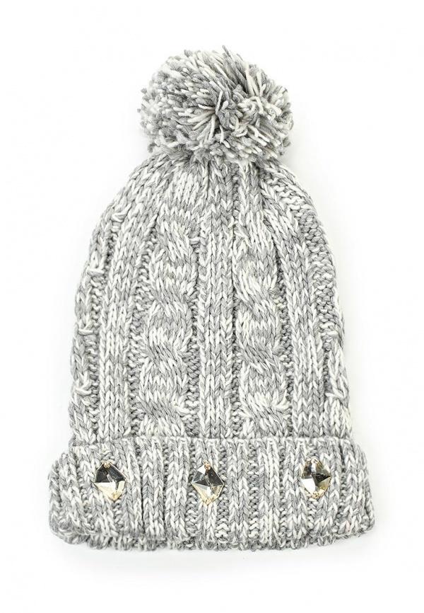334baec13a4b3 Женская серая шапка от Befree, 595 руб. | Lamoda | Лукастик