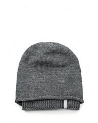 Женская серая шапка от Ferz