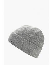 Мужская серая шапка от Ferz