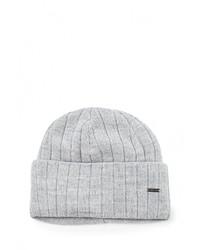 Мужская серая шапка от FiNN FLARE