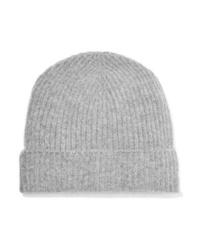 Женская серая шапка от Johnstons of Elgin