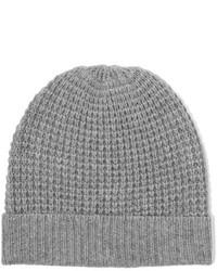 Женская серая шапка от Madeleine Thompson