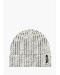 Мужская серая шапка от Regarzo