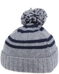 Детская серая шапка для мальчиков от Sun 68