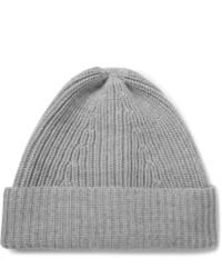Мужская серая шапка от The Workers Club