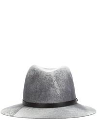Женская серая шерстяная шляпа от Rag & Bone