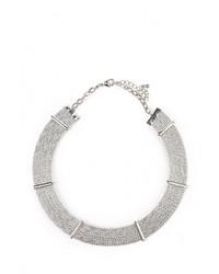 Женское серебряное колье от Inloveny