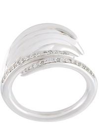 Серебряное кольцо от Shaun Leane