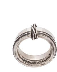 Серебряное кольцо от Werkstatt:Munchen