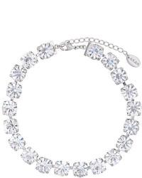 Серебряное ожерелье-чокер от G.V.G.V.