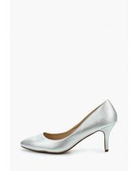 Серебряные кожаные туфли от BelleWomen