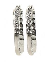 Женские серебряные серьги от Dyrberg Kern