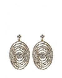 Женские серебряные серьги от HAPPY CHARMS FAMILY