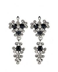 Женские серебряные серьги от STIN