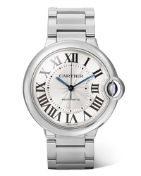 Женские серебряные часы от Cartier