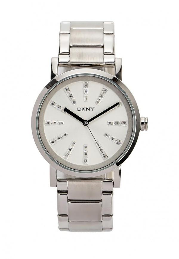 Женские серебряные часы от DKNY   Где купить и с чем носить 42089637b4b