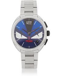 Женские серебряные часы от Fendi