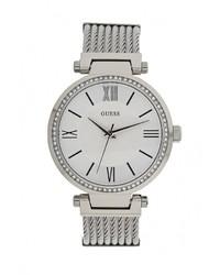 Женские серебряные часы от GUESS