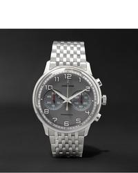 Мужские серебряные часы от Junghans