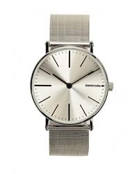 Мужские серебряные часы от Lambretta