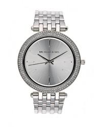 Женские серебряные часы от Michael Kors