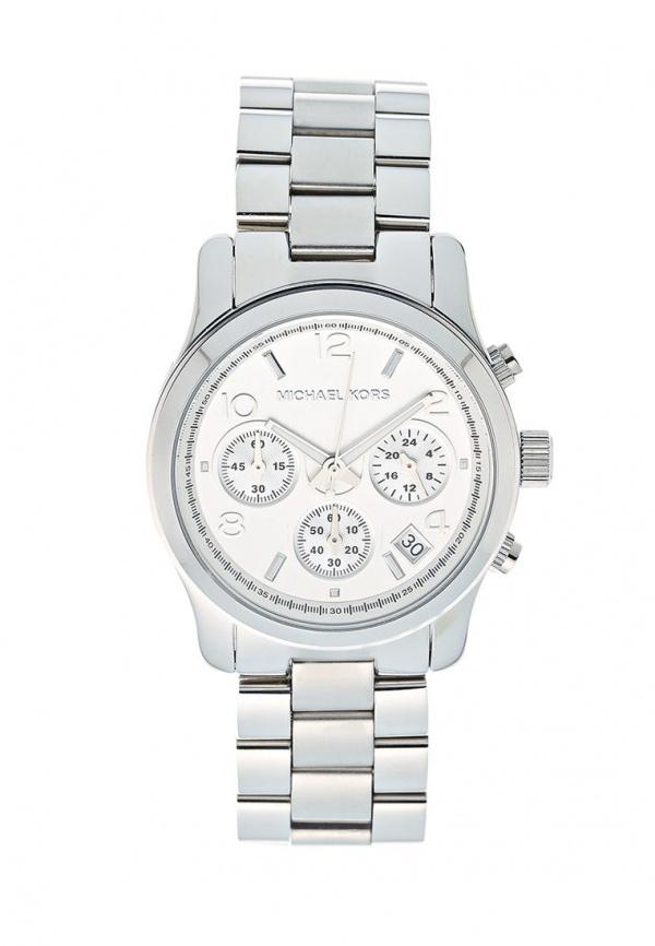 Женские серебряные часы от Michael Kors   Где купить и с чем носить dd0fed4aec4